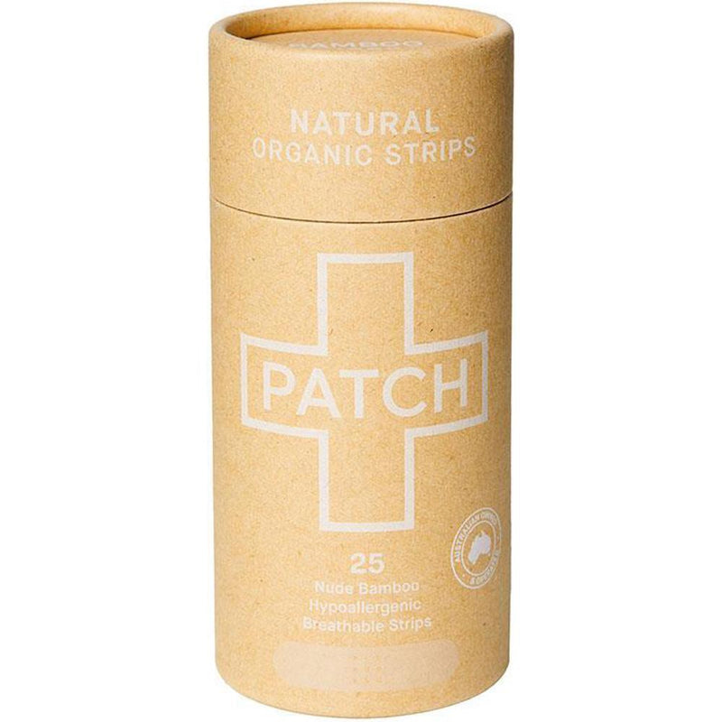 Patch Natural Organic Adhesive Strips