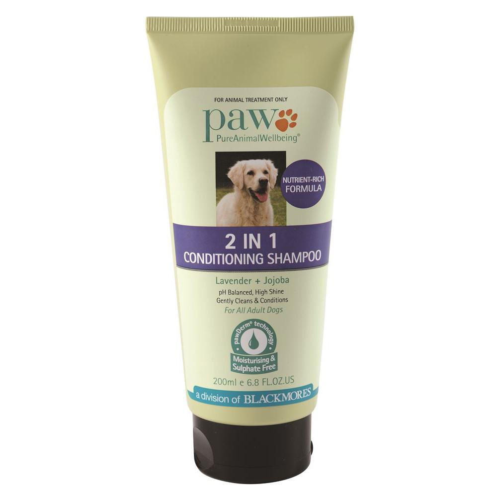 PAW Conditioning Shampoo 2 in 1 (Lavender & Jojoba) 200ml