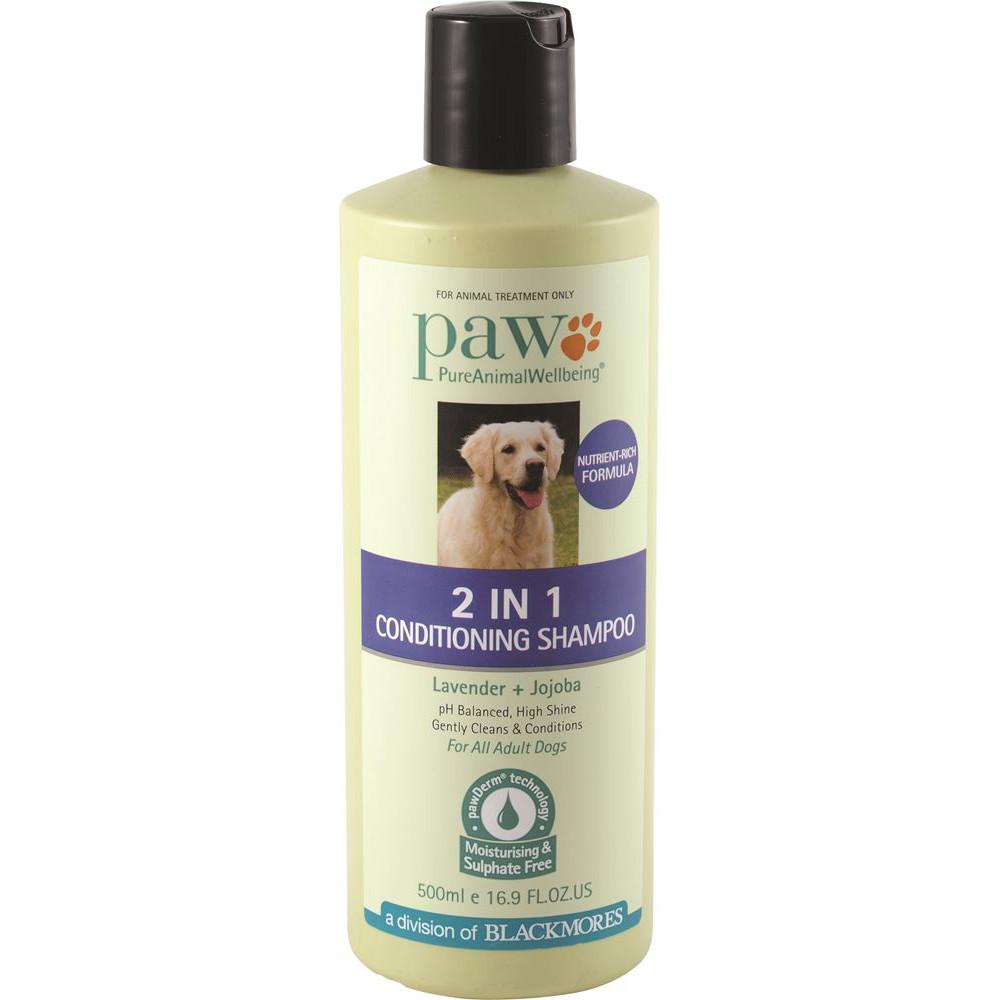 PAW Conditioning Shampoo 2 in 1 (Lavender & Jojoba) 500ml