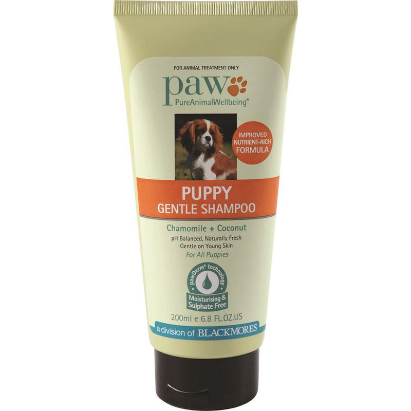 PAW Puppy Gentle Shampoo (Chamomile & Coconut) 200ml