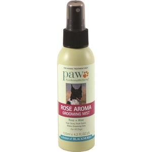 PAW Rose Aroma Grooming Mist (Rose & Aloe) 125ml