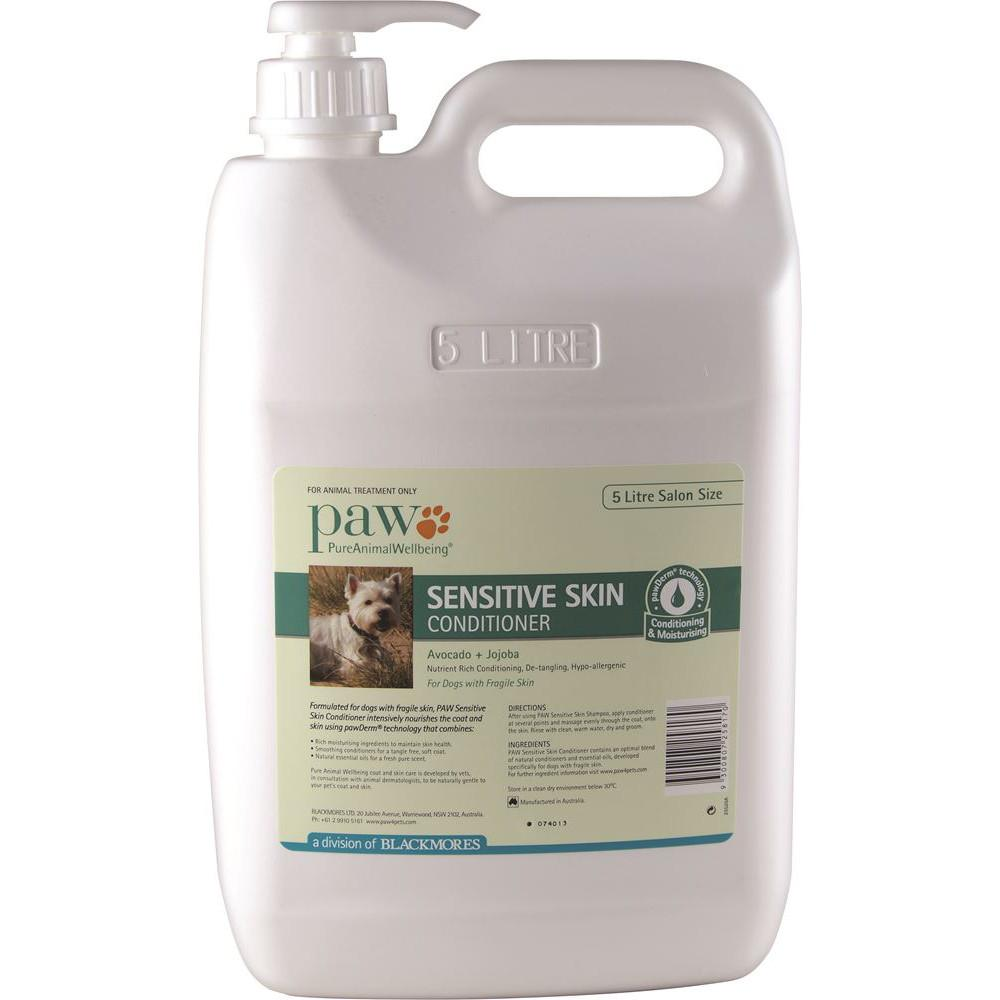 PAW Sensitive Skin Conditioner (Avocado & Jojoba) 5L