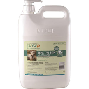 PAW Sensitive Skin Shampoo (Rosemary & Sandalwood) 5L