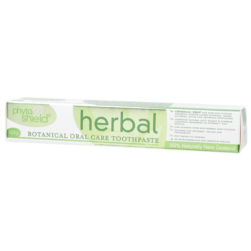 Phytoshield Toothpaste 100g Herbal