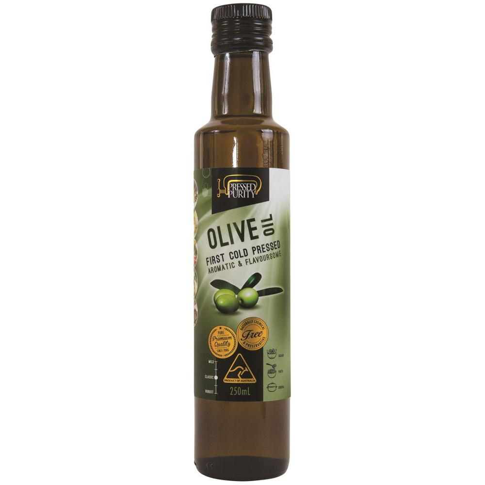 Pressed Purity Olive Oil 250ml