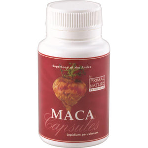 Primal Nature Maca 500mg 100c