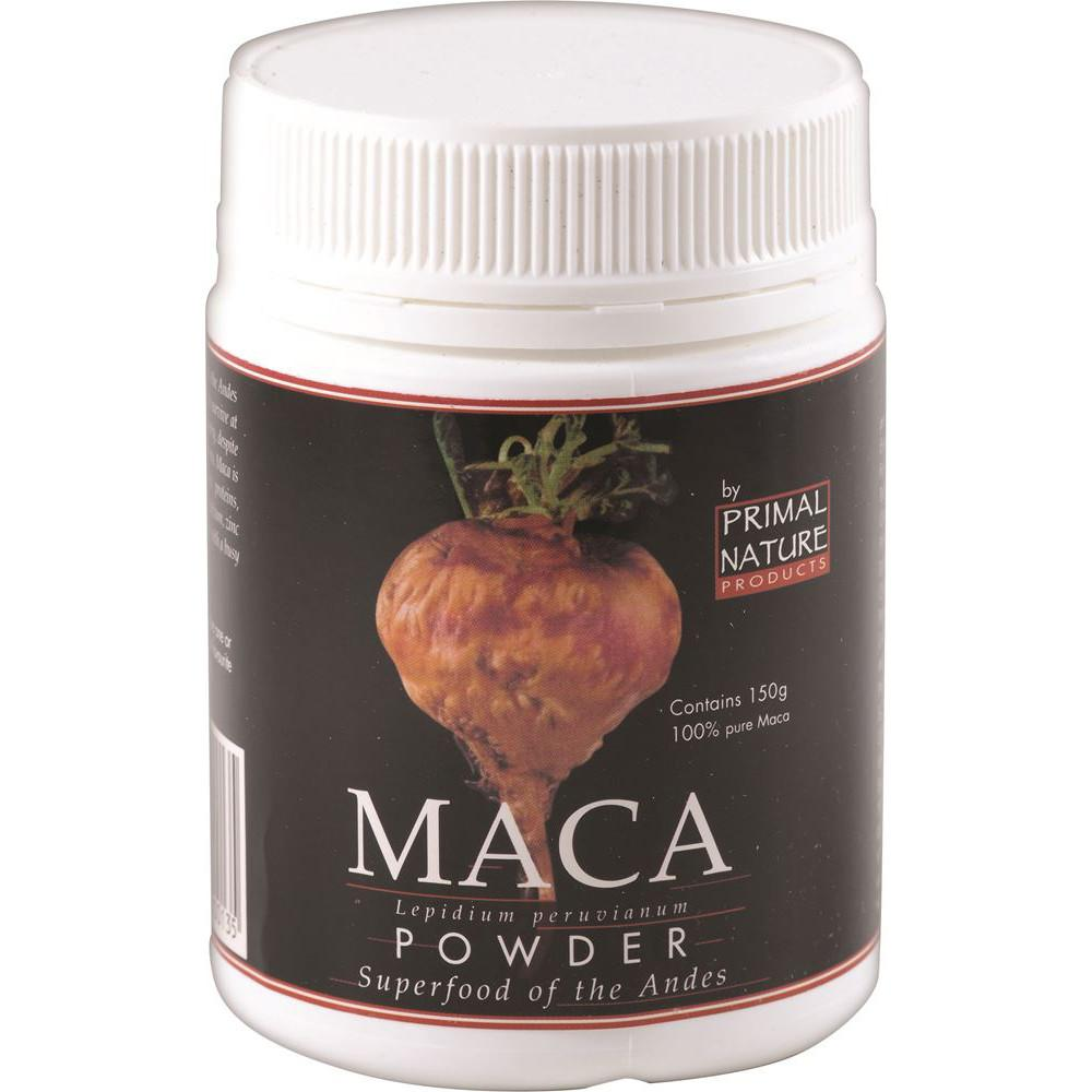 Primal Nature Maca Powder 150g