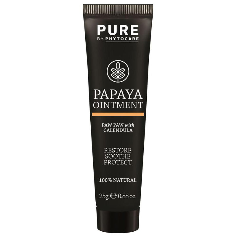 Pure by Phytocare Papaya Ointment (Paw Paw Calendula) 25g