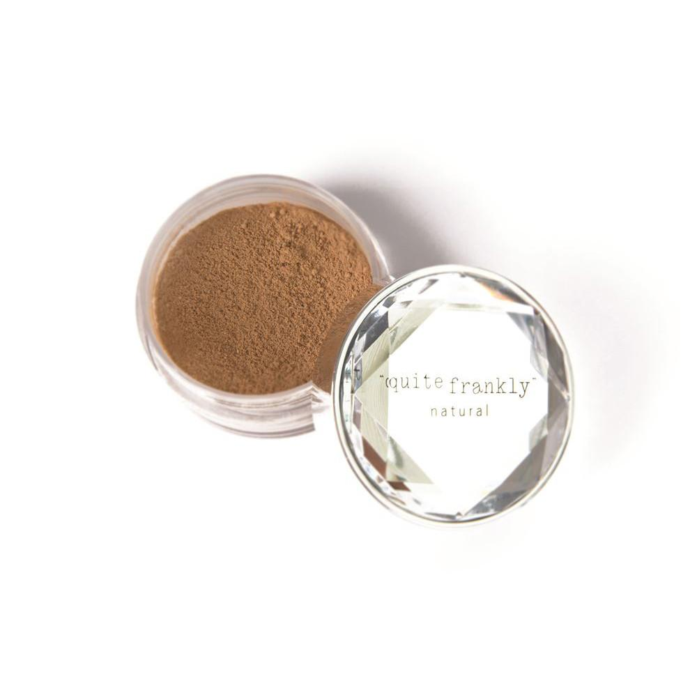 Quite Frankly Mineral Makeup Exotic Deep Bronze 8g