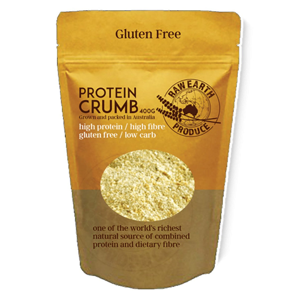 Raw Earth Produce Lupin Protein Crumb 400g