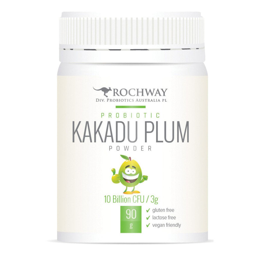 Rochway Australian Kakadu Plum Probiotic (10 Billion) 90g
