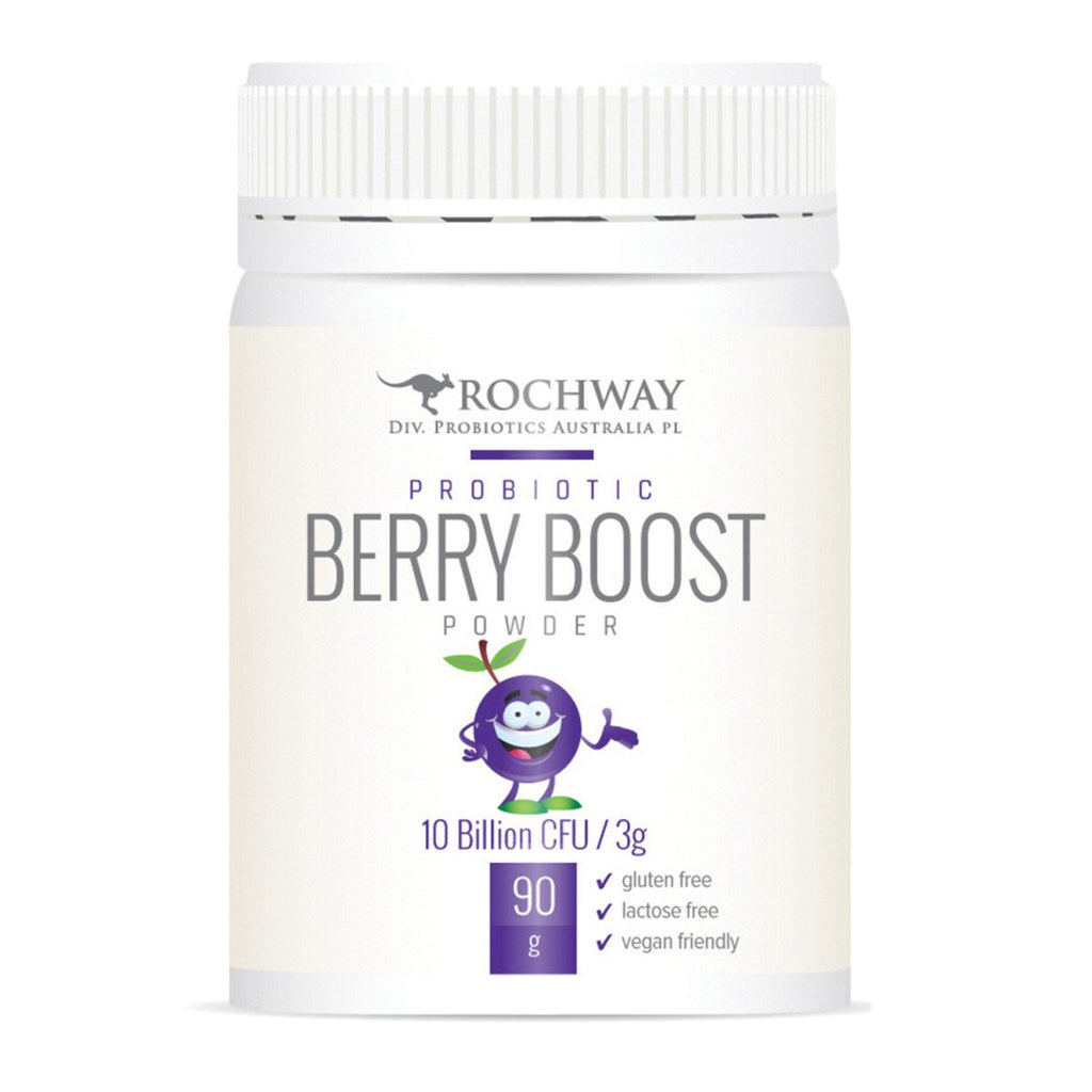 Rochway Probiotic Berry Boost Powder 10 Bil CFU 3g 90g
