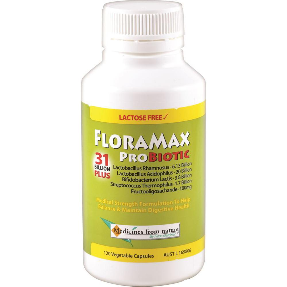 Ross Gardiner FloraMax Probiotic 31 Billion Plus 120vc