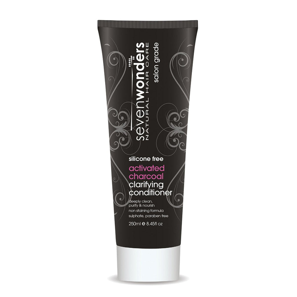 Seven Wonders Activated Charcoal Clarifying Conditioner 250ml