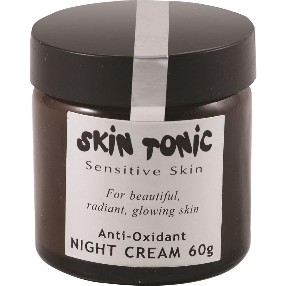 Skin Tonic Sensitive Skin Anti-Oxidant Night Cream 60g
