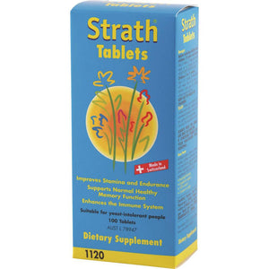 Strath Tablets 100t