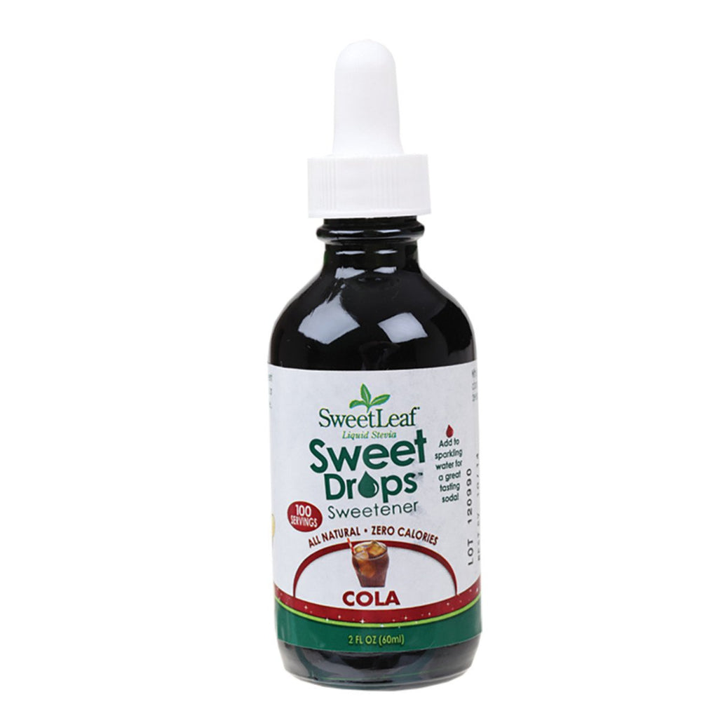 Sweet Leaf Sweet Drops Stevia Liquid Cola 60ml