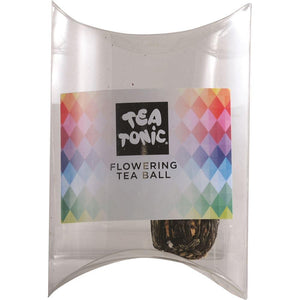 Tea Tonic Flowering Tea Ball True Love