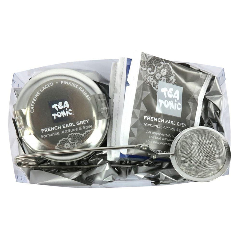Tea Tonic French Earl Grey Tea Travel Pack