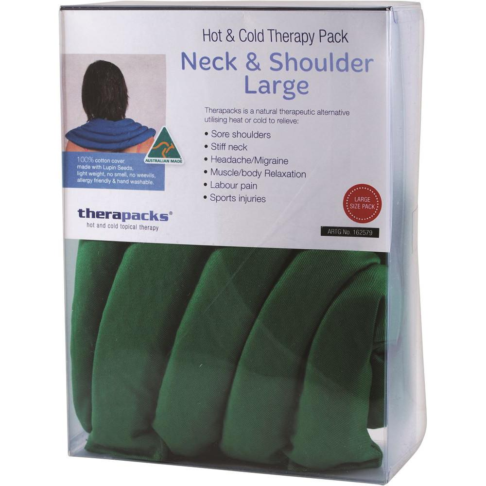 Therapacks Shoulder & Neck Pack Large (Hot & Cold Therapy Pack)