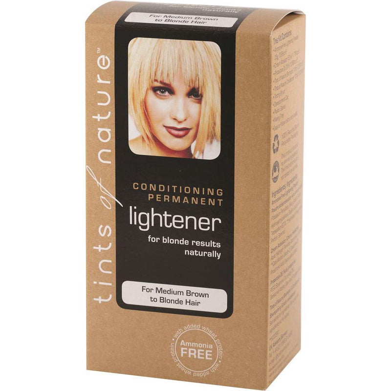 Tints of Nature Permanent Hair Colour Lightener Kit