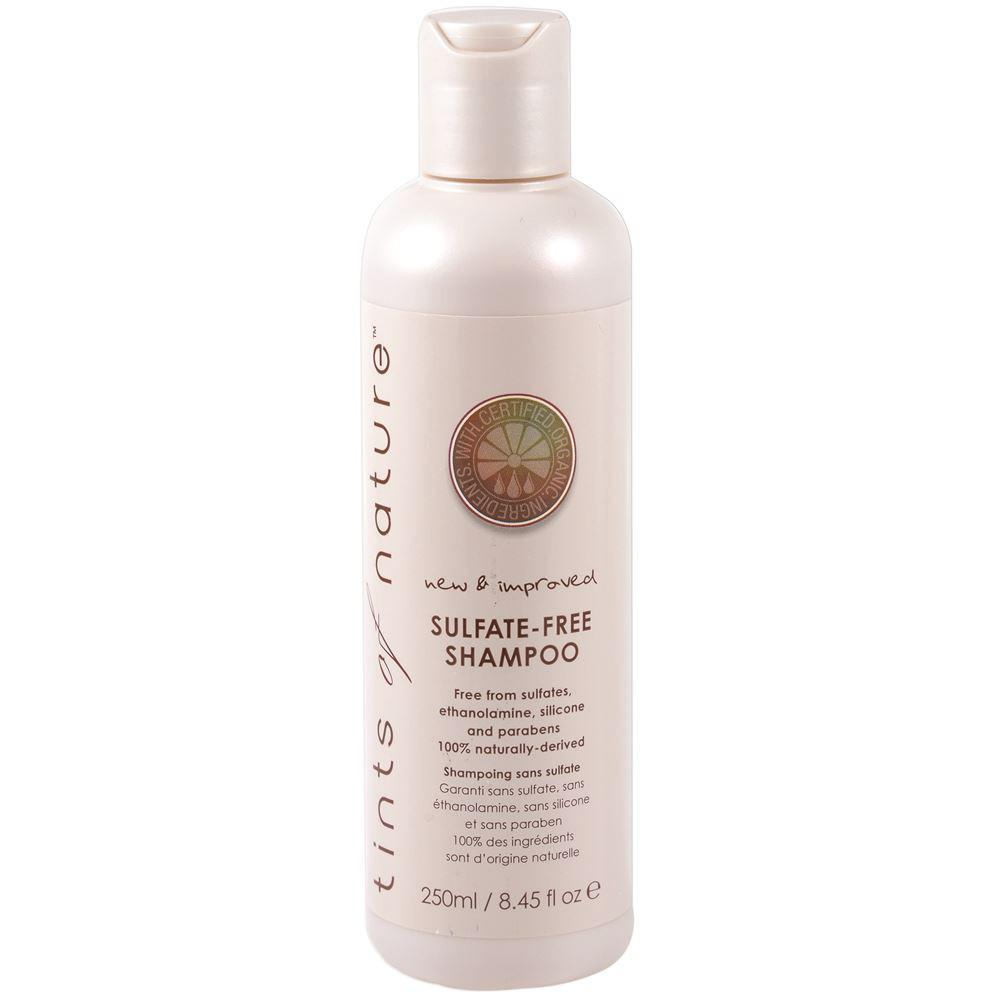 Tints of Nature Shampoo Sulfate Free 250ml