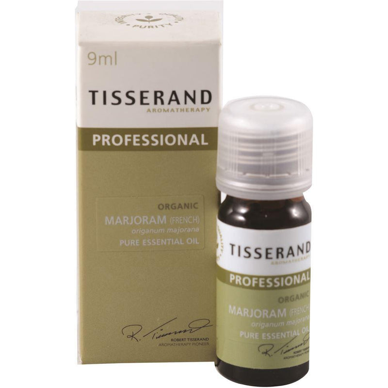 Tisserand Organic Marjoram (French) 9ml