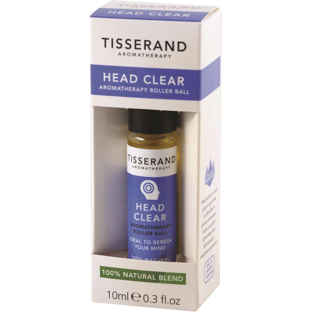 Tisserand Roller Ball Head Clear 10ml