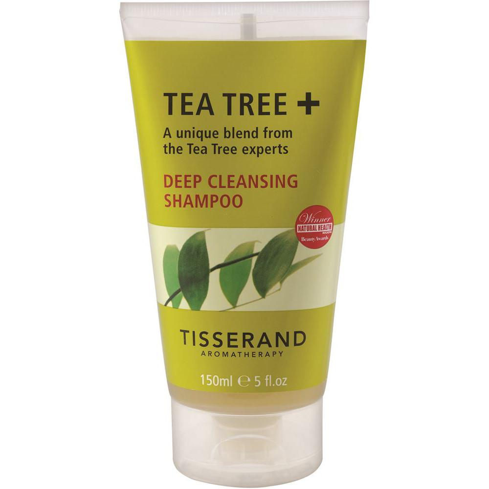 Tisserand Tea Tree Deep Cleansing Shampoo 150ml