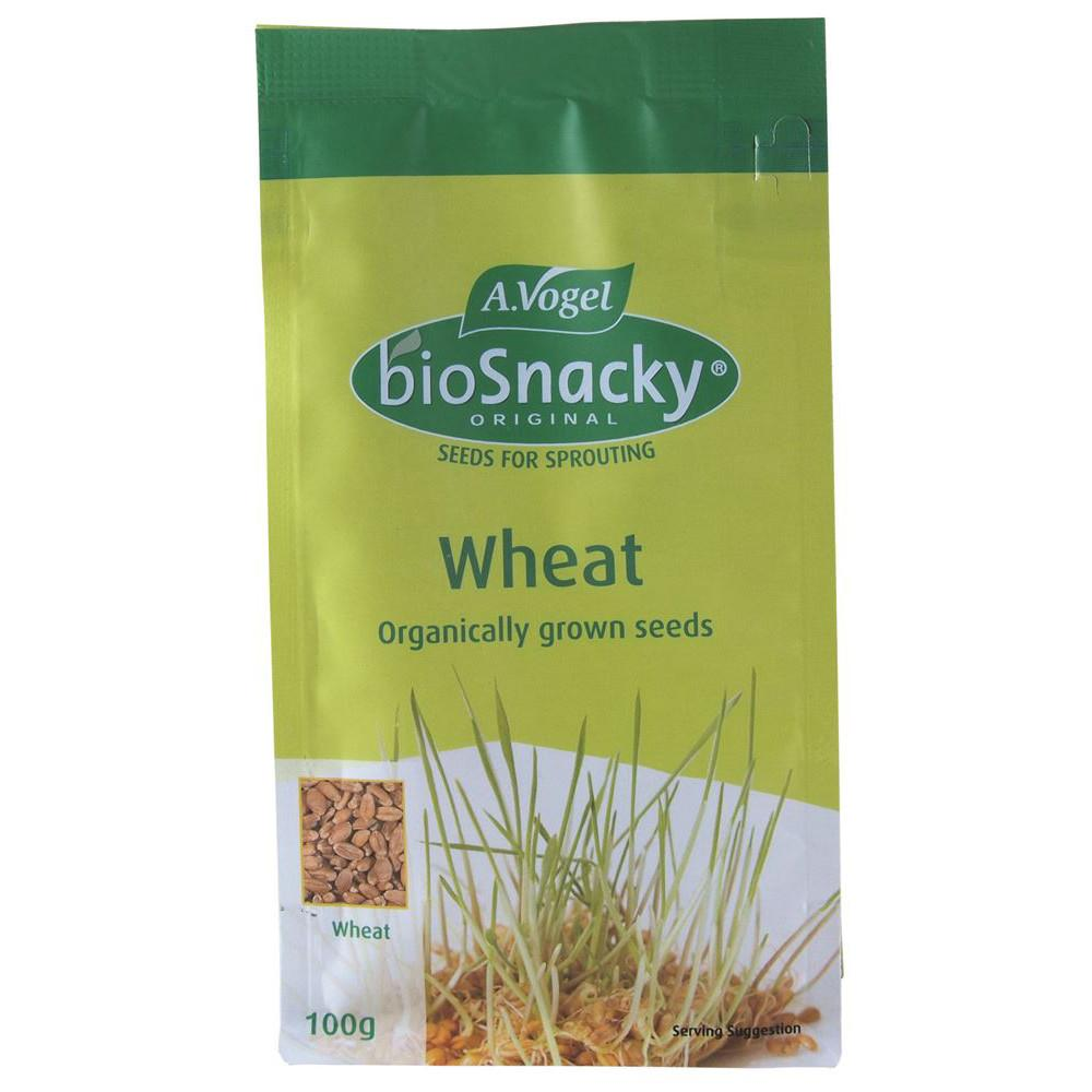 Vogel Biosnacky Organic Wheat Seeds 100g
