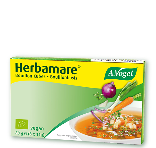 Vogel Herbamare Boullion Organic Vegetable Stock Cubes (11g x 8)