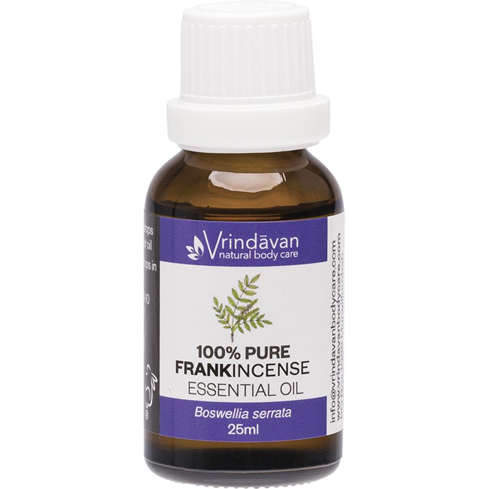 Vrindavan Essential Oil 100% Frankincense 25ml
