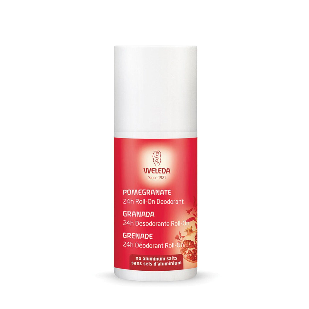Weleda Pomegranate 24hr Roll On Deodorant 50ml
