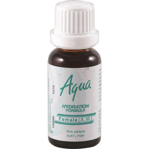 Wild Medicine Aqua Hydration Formula AM Female 20ml