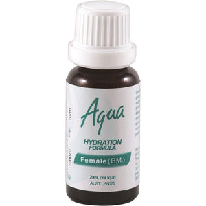Wild Medicine Aqua Hydration Formula PM Female 20ml