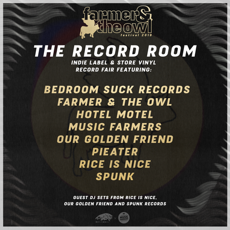 Introducing the Record Room