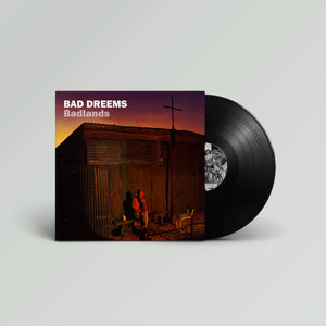 Badlands EP - Black Vinyl