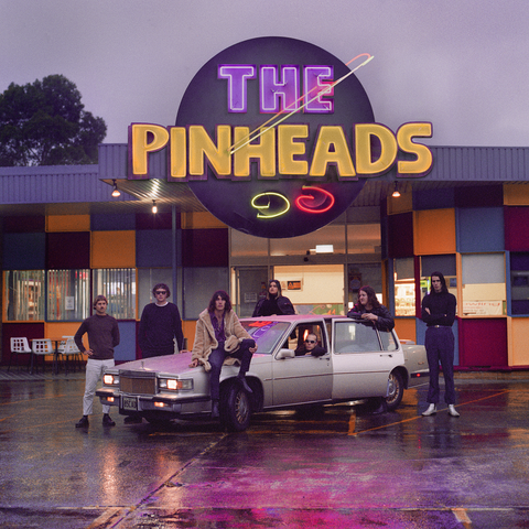 The Pinheads LP / CD