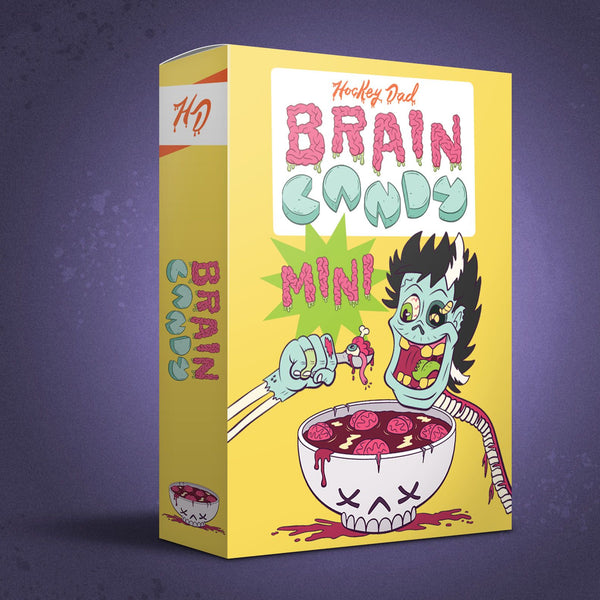 Brain Candy Album + Mini Cereal Merch Pack