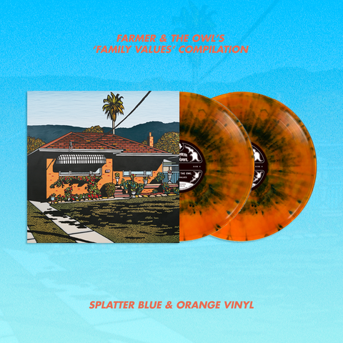 Family Values Compilation - Limited Edition Splatter Vinyl (PRE ORDER)