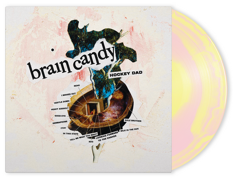 Brain Candy Limited Swirl Vinyl