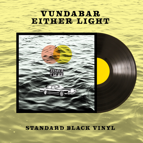Either Light - Black Vinyl