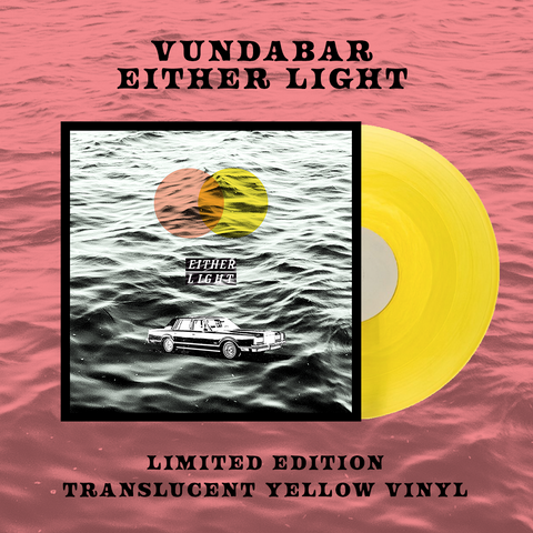 Either Light - Limited Edition Translucent Yellow Vinyl