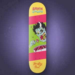 Brain Candy Skateboard Deck