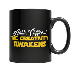 Limited Edition - Aahh Coffee..! The Creativity Awakens