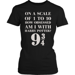 Limited Edition - Harry Potter Scale