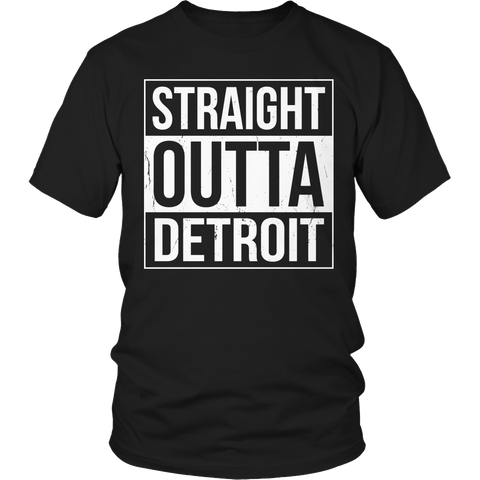 Limited Edition - Straight Outta Detroit