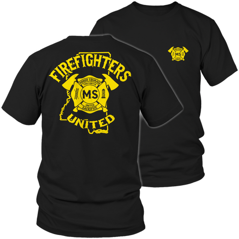 Limited Edition - Mississippi Firefighters United