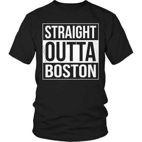 Limited Edition - Straight Outta Boston