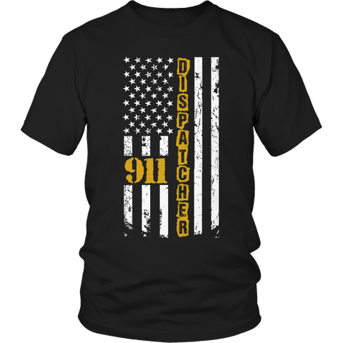 Limited Edition - 911 dispatcher flag